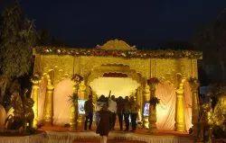 FIBER RAJWADI GATE, Size: 30*15