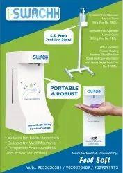 Automatic sanitizer Machine