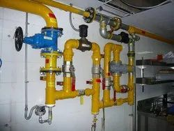 Commercial Kitchen Gas Pipeline Installation Services