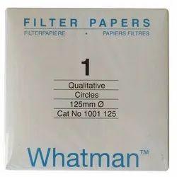 White Laboratory Filter Paper