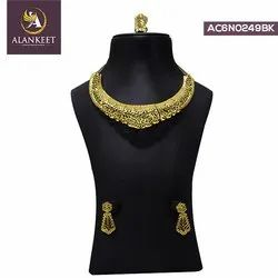 1 GM GOLD PLATED SHORT SET