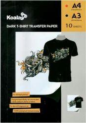 Dark T-Shirt Paper