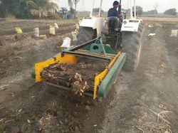 Haldi Harvester Machine