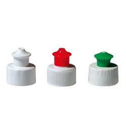 Push Pull Bottle Cap