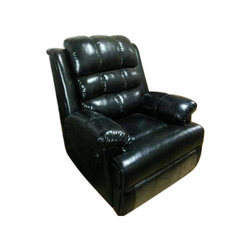Modern Wooden (Frame) Black Sofa Chair, For Home
