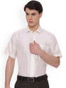 Mens Cream Formal Shirts