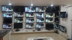 TV Display Rack