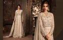 Net Embroidered Party Wear Anarkali Salwar Kameez