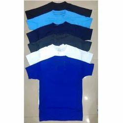 Men Round Neck Sports T-Shirts