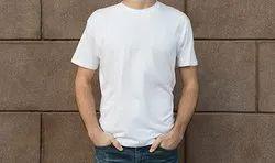Unisex Plain T Shirt - Round Neck, Quantity Per Pack: 1