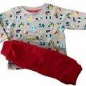 Kids Full Sleeve T Shirt And Trouser