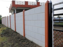 Residental Compound Wall