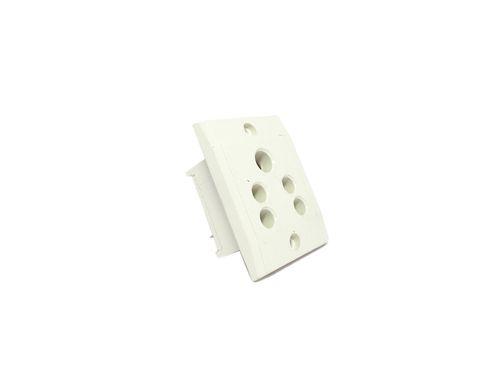 Spe Electrical Socket 5pin Dlx Rs 20 Piece Sri Plastic