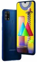 Exynos Amoled Samsung Galaxy M31s (Ocean Blue, 4GB RAM, 128GB Storage), Screen Size: 6.4 iNCHES, 3.5 Mm