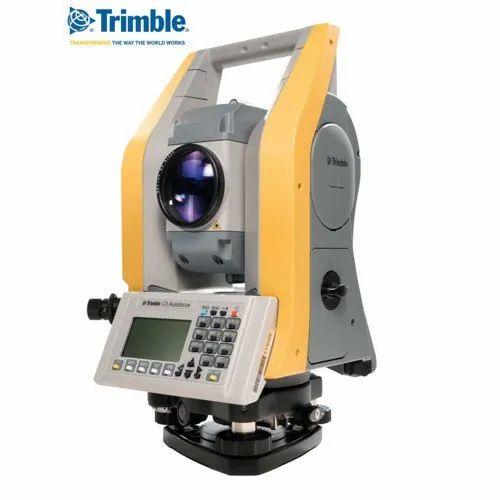 Trimble C3 Total Station, Trimble- Mechanical Total Stations