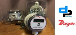 Dwyer MS -111 Magnesense Differential Pressure Transmitter