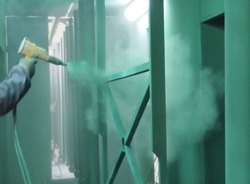 Powder Coatings job work, Packaging Size: 4'x6'