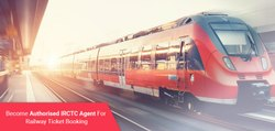Become Authorized IRCTC Railway Agent with MATHEUS