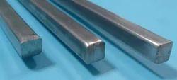 Titanium Gr 2 / Gr 5 Square Bars