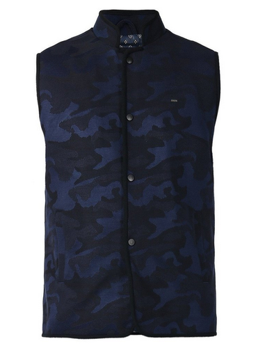 829b76376b1bd Park Avenue Blue Slim Fit Half Jacket at Rs 6099  piece