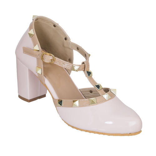 Deeanne London Beige & Green Ladies Footwear