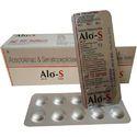 Aceclofenac & Serratiopeptidase Tablets