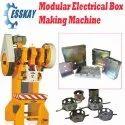 Modular G.I Electric Box Making Machine