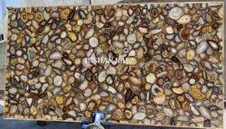 Agate Stone Flooring Slab