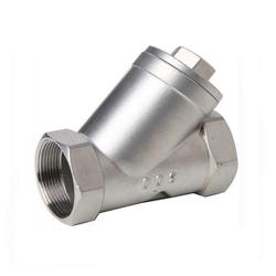 Y Type SS Strainer