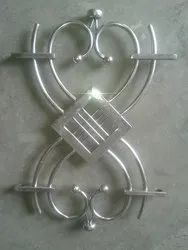 Stainless Steel Butterfly Design