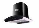 HPC Electric Kitchen Chimney Heat Autoclean 102(60) Black