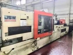 JSW-550 Ton Used Plastic Injection Moulding Machines