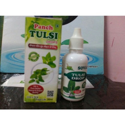 Sovam Tulsi Drop with Packing Box