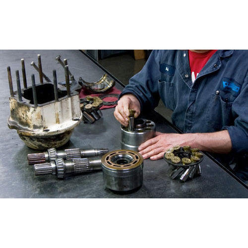 Plunger Pump Repairing Services