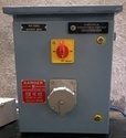Welding Receptacle Box