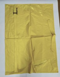 PVC Apron Yellow
