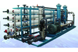 Fully Automatic And Semi-Automatic Sea Water Desalination Plant, Water Source : Borewell Water, River Water
