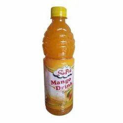 Sapro Yellow Mango Drink, Packaging Size: 500 Ml, Packaging Type: Bottles