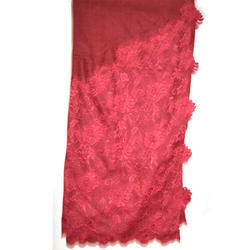 Lace Embroidery Stoles