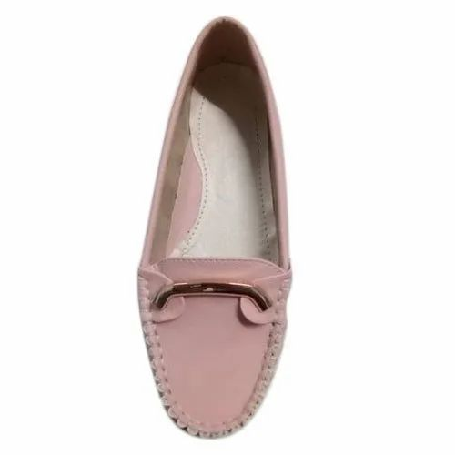 Casual Wear Flats Ladies Loafer Shoes