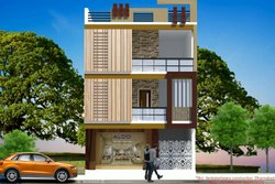 600 Sq Ft 2 Storey House Design
