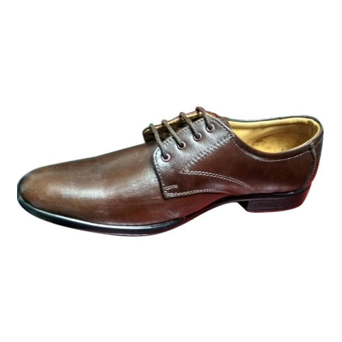 59d115ed240 Mens Brown Leather Formal Shoes