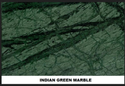 Indian Green Marble