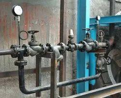 Boiler Pipeline Work
