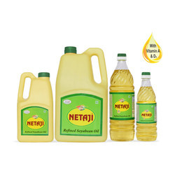 Netaji Edible Soybean Oil