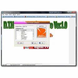 DTH Recharge Software