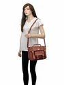 Tan Sachel Bag