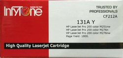 131A Y(CF 212A) Compatible Colour Toner Cartridge For HP Printers