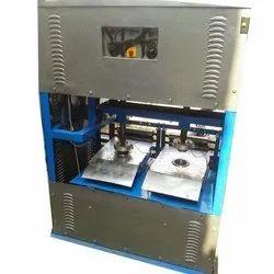 SS Paper Plate Making Machine