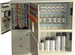 Automatic Power Factor Correction Capacitor Panel